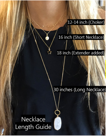 necklace lenghts