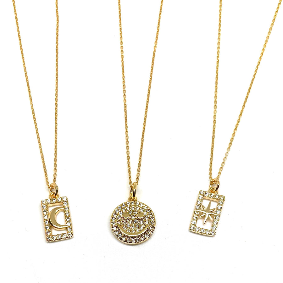 Feel Good Gold Necklaces