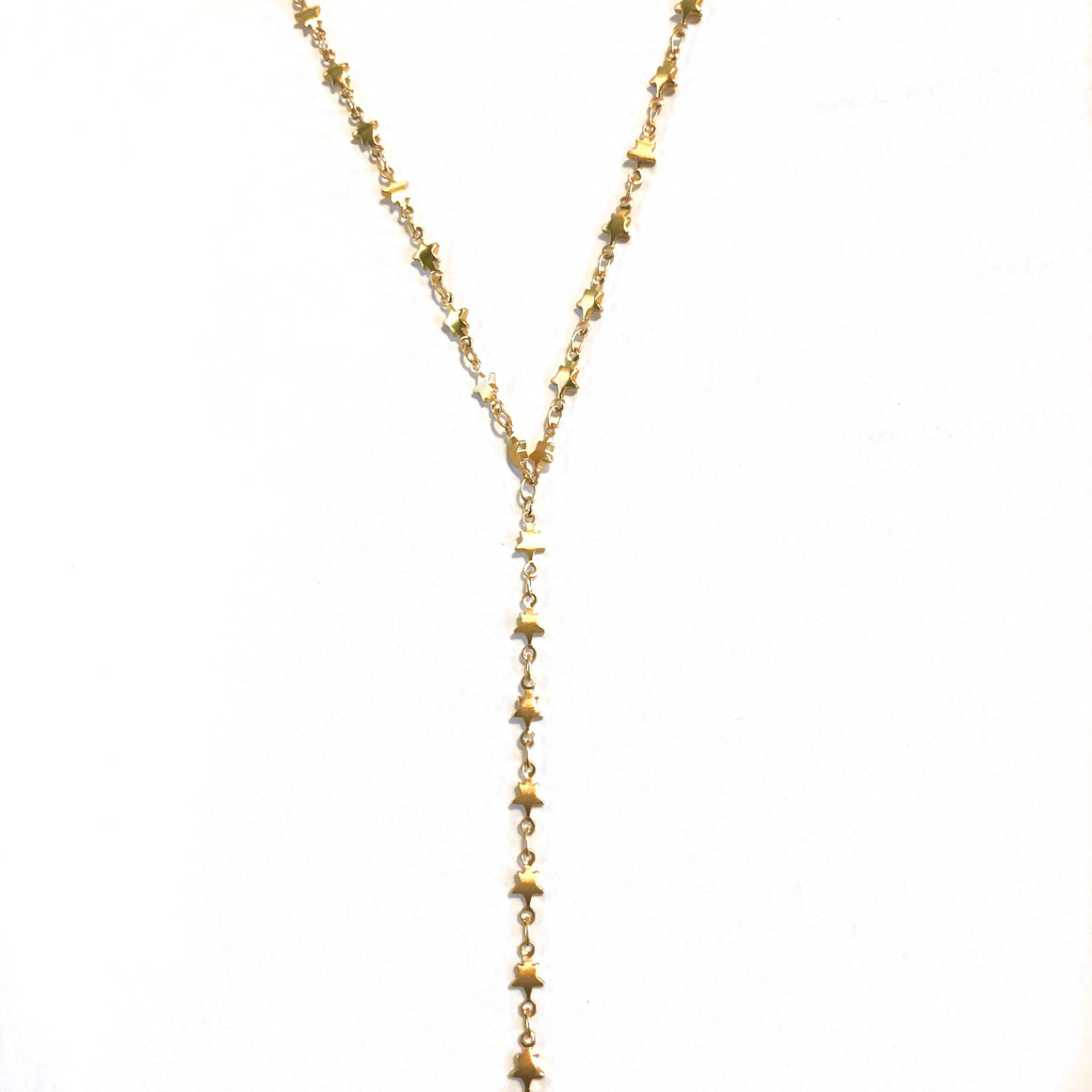 Golden Child Star Lariat - Nikki Smith Designs