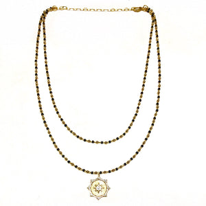 Golden Hour Necklace - Nikki Smith Designs