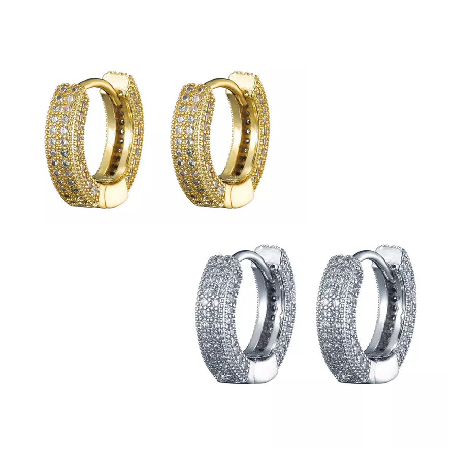 Winona Pave Hoops