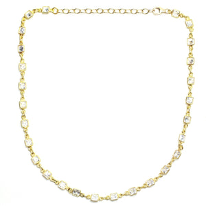Diamond Gold Choker - Nikki Smith Designs