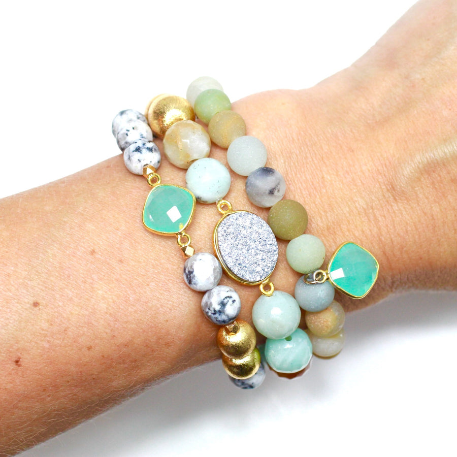 Mint Jasper - Nikki Smith Designs