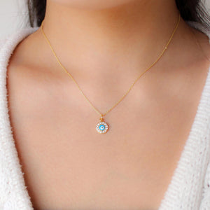 Indie_Charm_Necklace_Evil_Eye