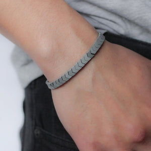 Lime Light Men's Bracelet - Nikki Smith Designs