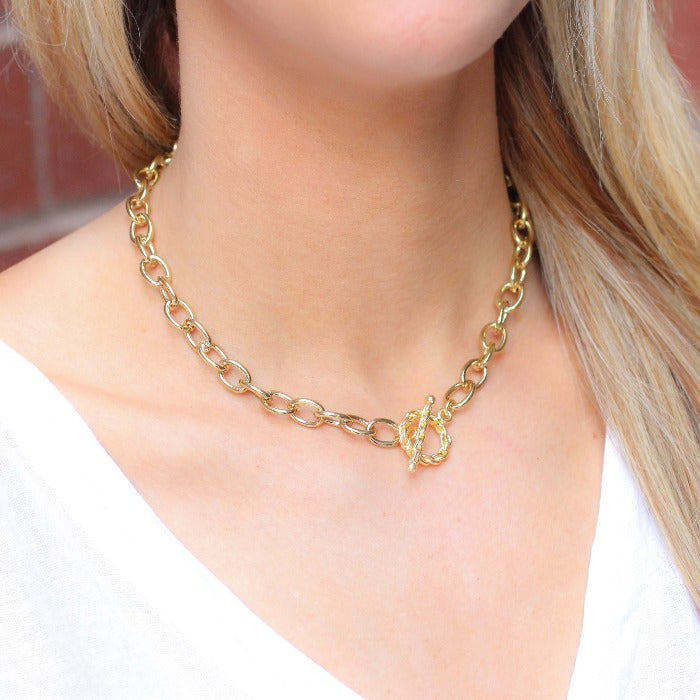 Reese Chain Necklace - Nikki Smith Designs