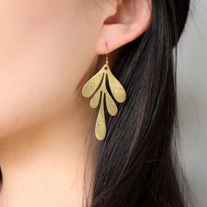Tinsely_Gold_Earrings
