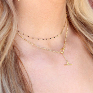 Abigail, Small, Chain Necklace - Nikki Smith Designs