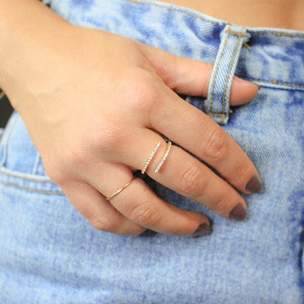 Ashton Adjustable Ring