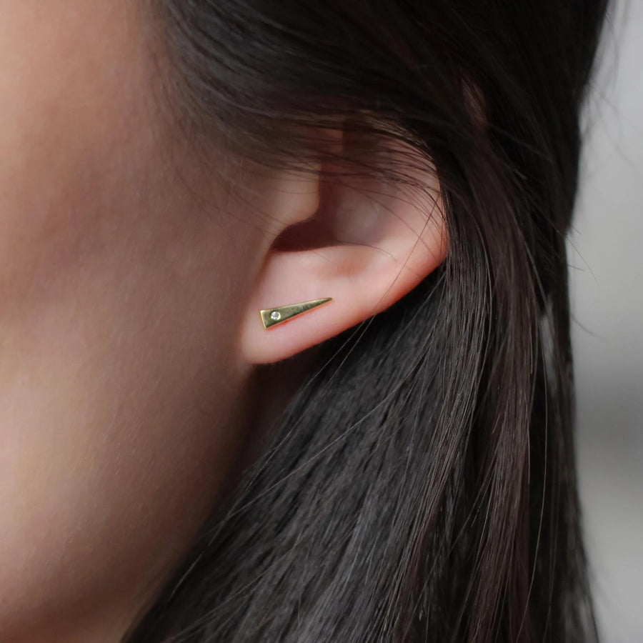 City Spike Studs - Nikki Smith Designs
