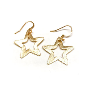 Shining Star Earrings