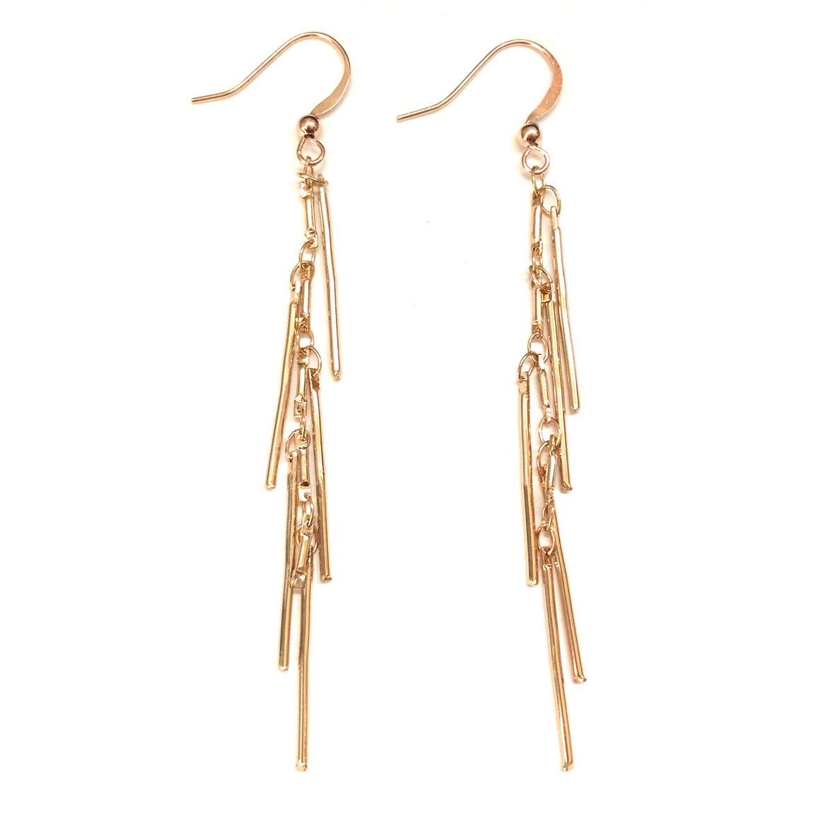 Mini Bar Drop Earrings - Nikki Smith Designs