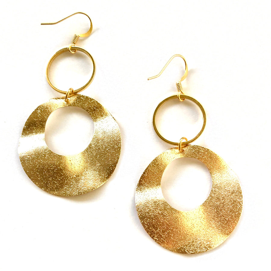 Jackie Earrings - Nikki Smith Designs
