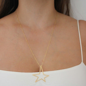 Rockstar Long Necklace - Nikki Smith Designs