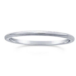 Stackable Sterling Ring