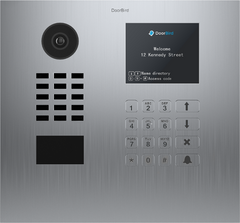 Doorbird D21DKV & D21DKH  Multi-Tenant Intercoms