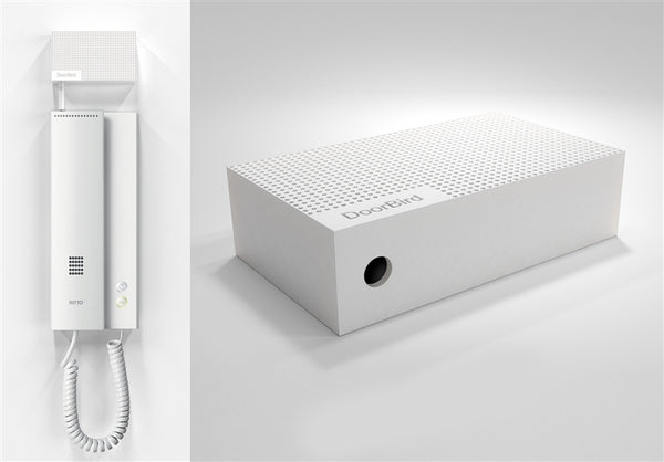 Doorbird D301 Existing Analogue IP Upgrade