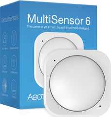 Aeotec 6in1 Multisensor 6 + Recessor Kit