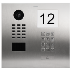 Doorbird D2101KH Intercom with info Panel