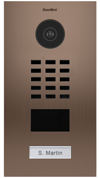 Doorbird D2101V Intercom