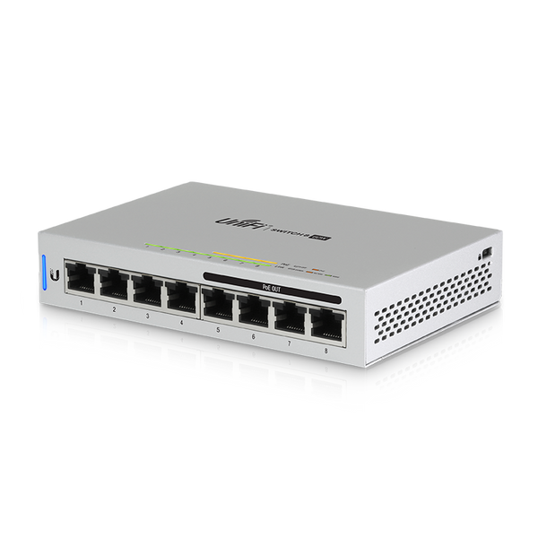 Ubiquiti Unifi 8 Port 60W POE Switch