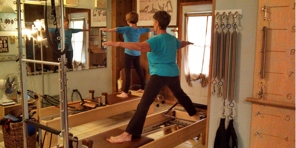 Pilates Duets Session