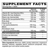 B-Complex 100 Sustained Release - Sense of Balance Wellness LLC  - 2