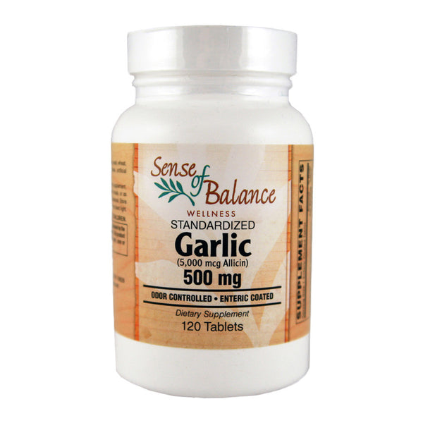 Garlic 500 mg