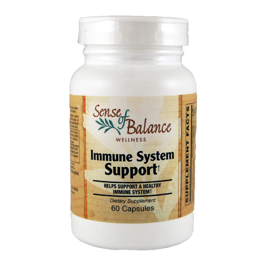 Immune System Support - Sense of Balance Wellness LLC  - 1