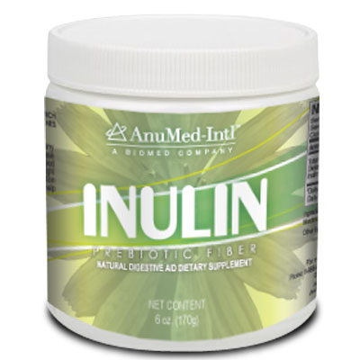 Inulin Prebiotic Fiber