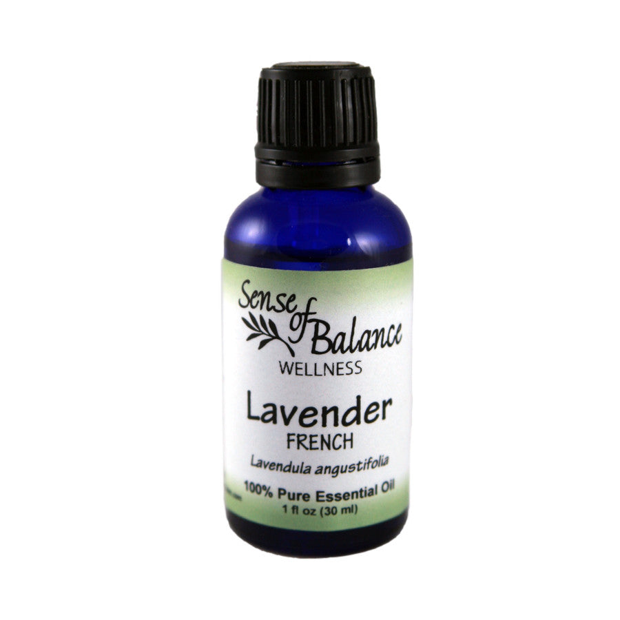 Lavender (French) Essential Oil - Sense of Balance Wellness LLC  - 1