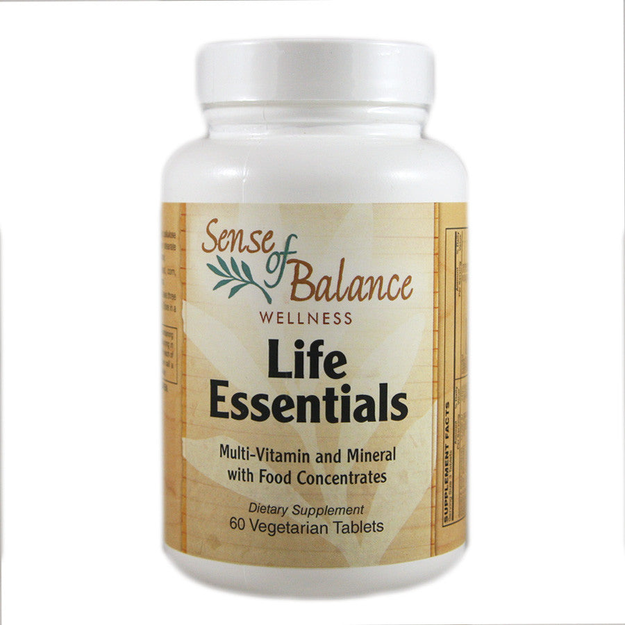 Life Essentials Multi-Vitamin - Sense of Balance Wellness LLC  - 1