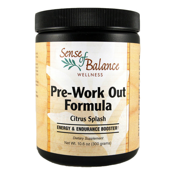 Pre-Workout Powder