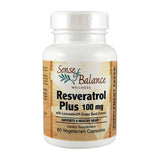 Resveratrol Plus 100mg - Sense of Balance Wellness LLC  - 1