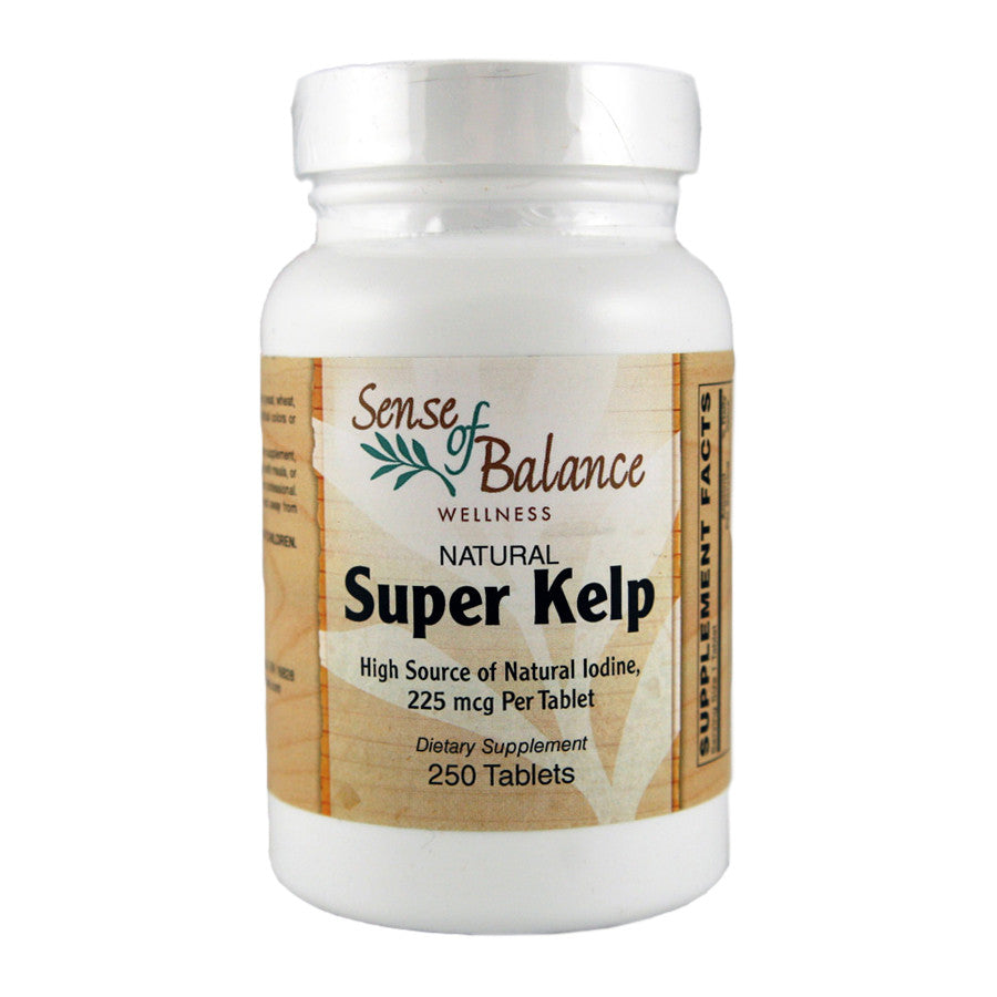 Super Kelp - Sense of Balance Wellness LLC  - 1