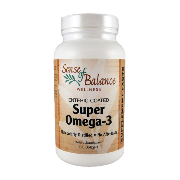 Super Omega-3 Enteric Coated