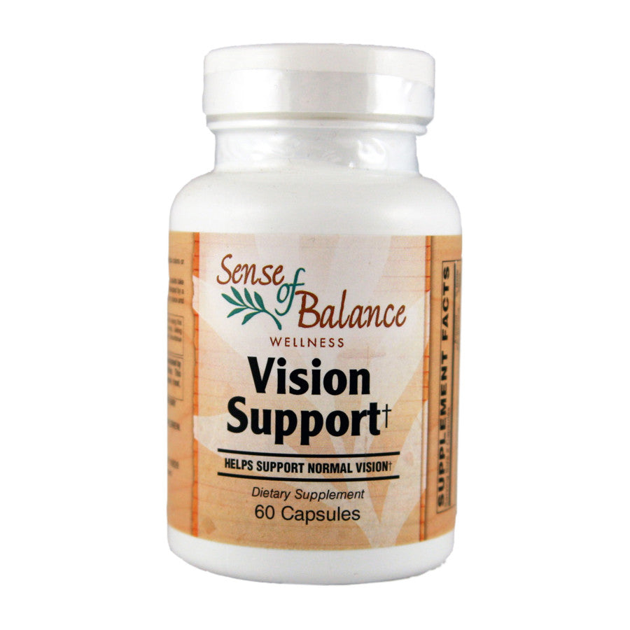 Vision Support - Sense of Balance Wellness LLC  - 1