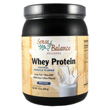 Whey Protein Vanilla - Sense of Balance Wellness LLC  - 1