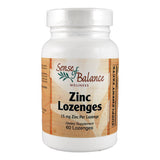 Zinc Lozenges - Sense of Balance Wellness LLC  - 1