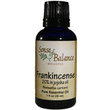 Frankincense 20% in Jojoba Oil