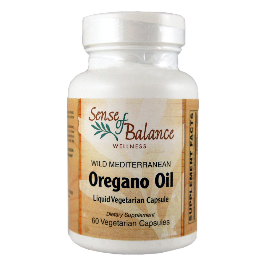 Oregano Oil - Sense of Balance Wellness LLC  - 1
