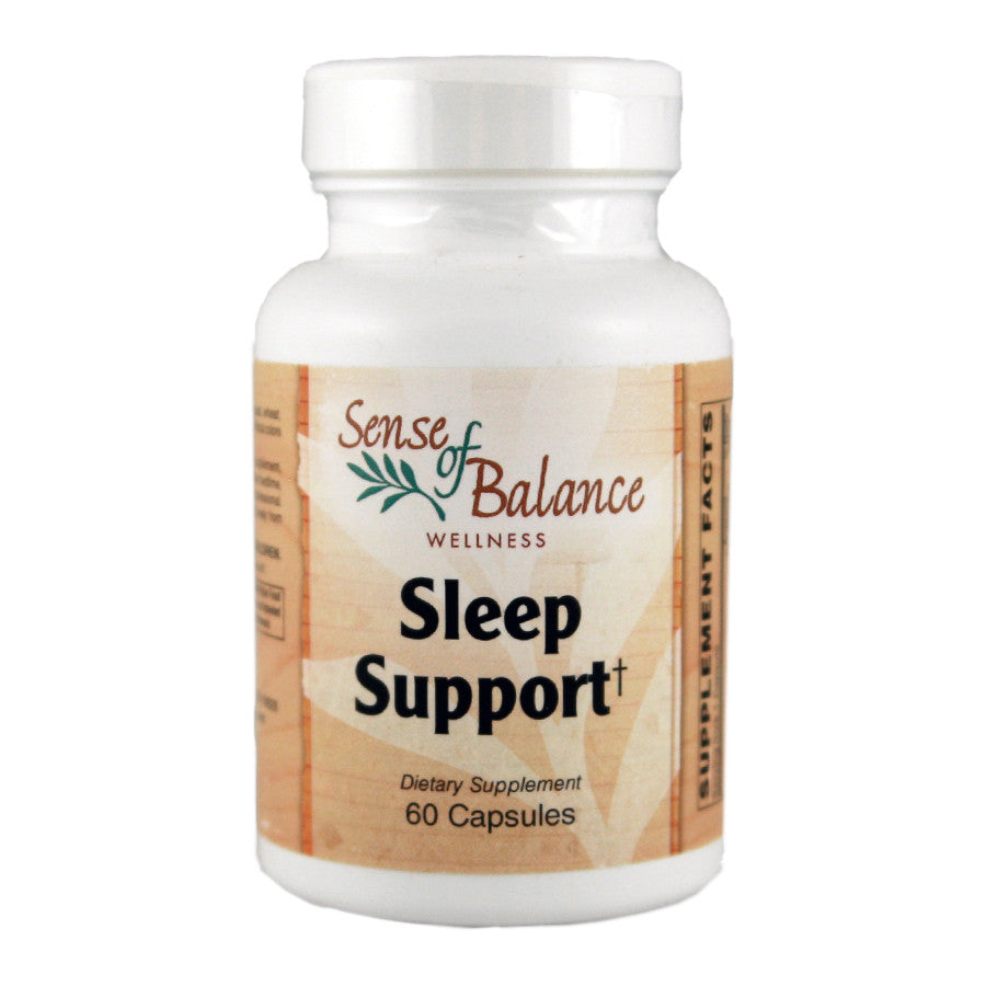 Sleep Support - Sense of Balance Wellness LLC  - 1