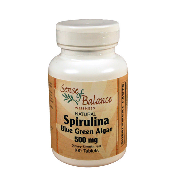 Spirulina Blue Green Algae