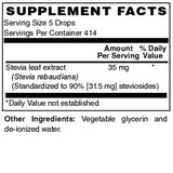 Stevia Extract Liquid 2 oz. - Sense of Balance Wellness LLC  - 2