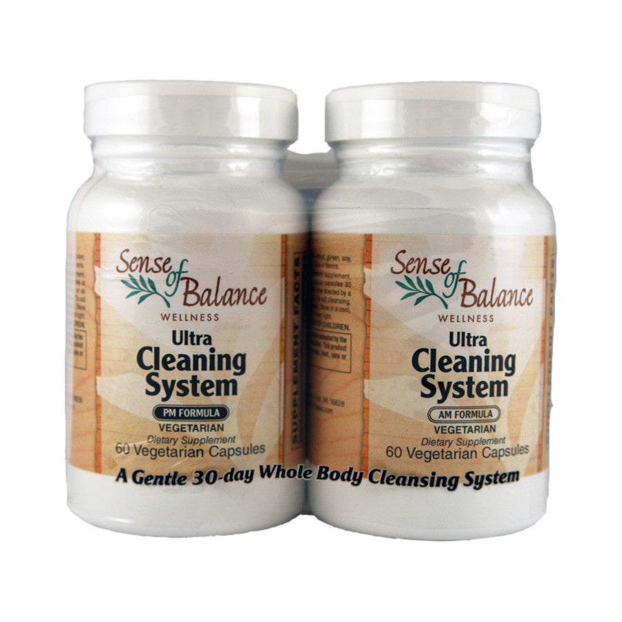 Ultra Cleansing System AM/PM Kit - Sense of Balance Wellness LLC  - 1