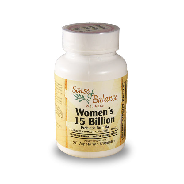 Women's 15 Billion Probiotic