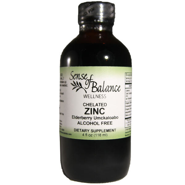Zinc (Elderberry Umckaloabo) Liquid