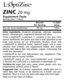 Zinc 20mg - Sense of Balance Wellness LLC  - 2