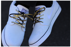 24k Leather Laces