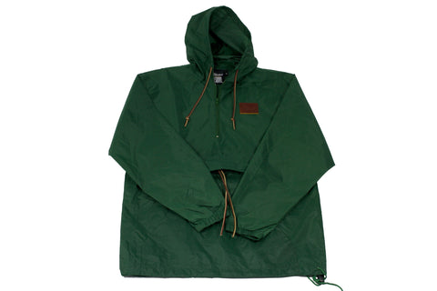 Green Tacoma Half-zip